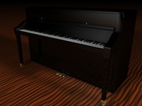 Upright Piano Forte