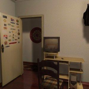 cinema4d room