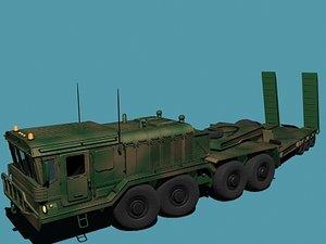 3d model kzkt-7428 rusich
