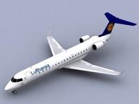 CRJ-700 Lufthansa