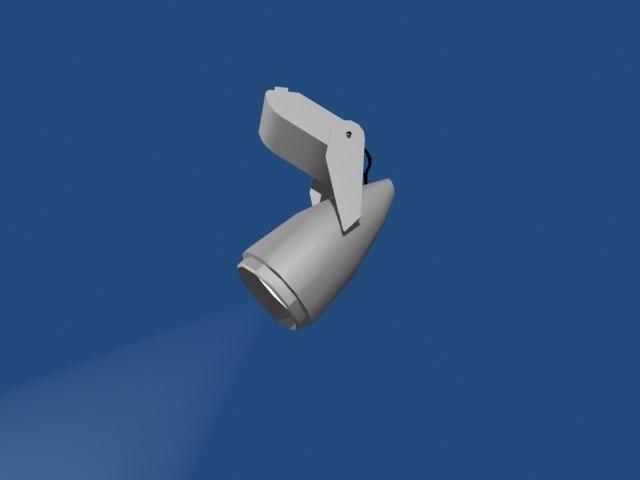 lsi spotlight 3d max