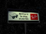 billboard animate sign 3d model