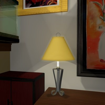 table lamp c4d free