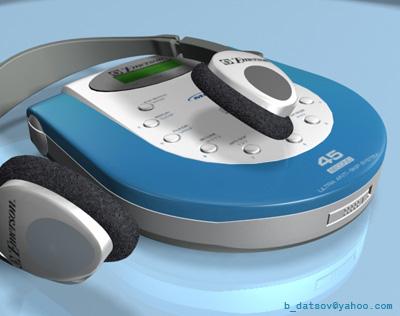 3ds max player earphones