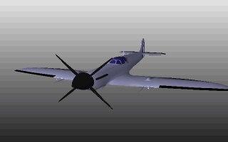 medium spitfire 3d 3ds