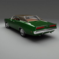Dodge Charger 69