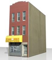 B001 Urban Building