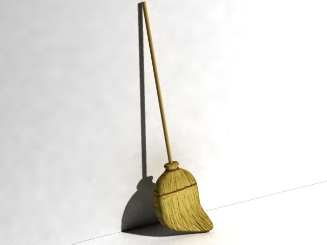 free max model broom zipped