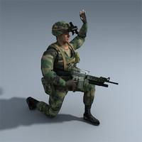 3d ranger night vision