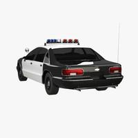 Caprice Classic Police 9C1