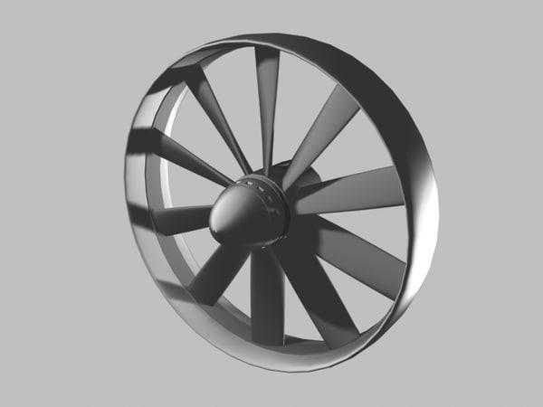 turbine head max