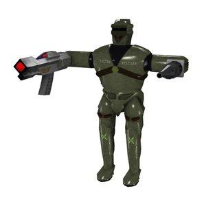 3ds max battlesuits