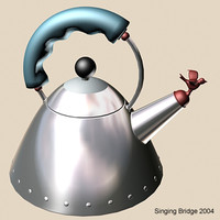 max alessi kettle