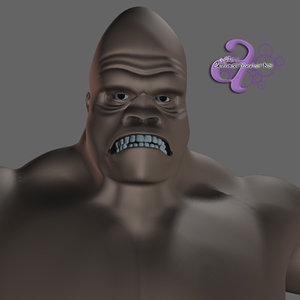 bigfoot big foot sasquatch 3d lwo