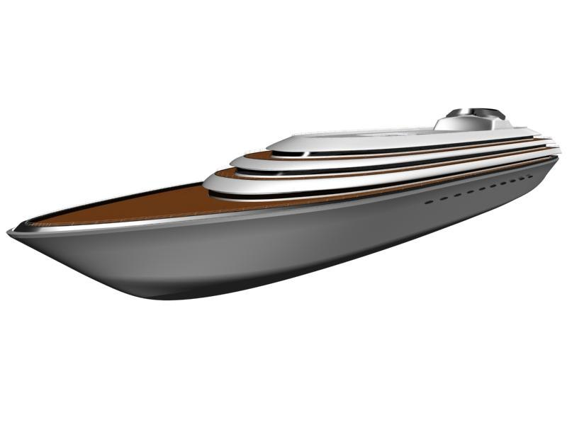 3d 3ds cruise ship