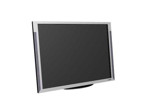 tft monitor 3d model