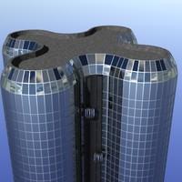 hotel office building lwo
