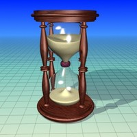free max mode hourglass timer