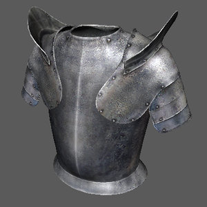 maya medieval armor