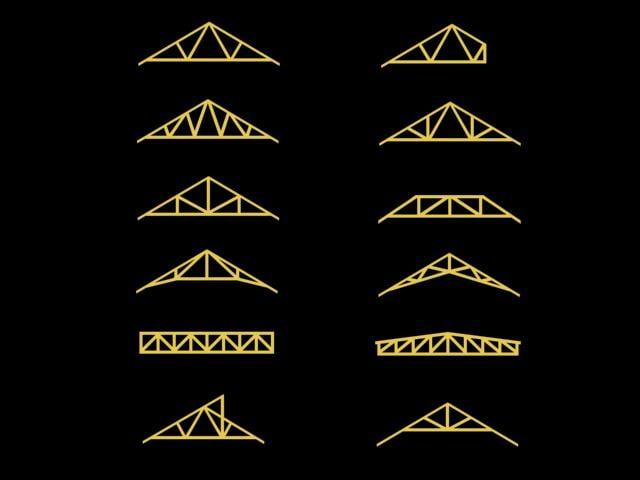 3ds truss