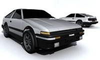 Toyota Sprinter Trueno
