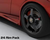 wheel rims 3ds
