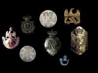 badge insignia napoleonic max