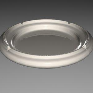 ash tray ashtrays 3d 3ds