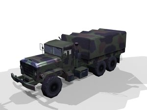 3ds max troop transport