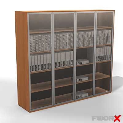 cabinet office 3d max