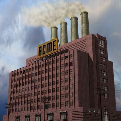 c4d factory smoke