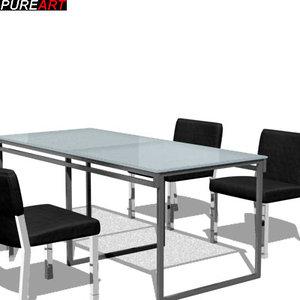 tables kitchen v1 3d max