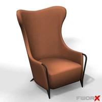 Lounge chair003_max.ZIP