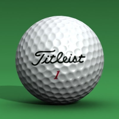 golfballs nike 3d mol
