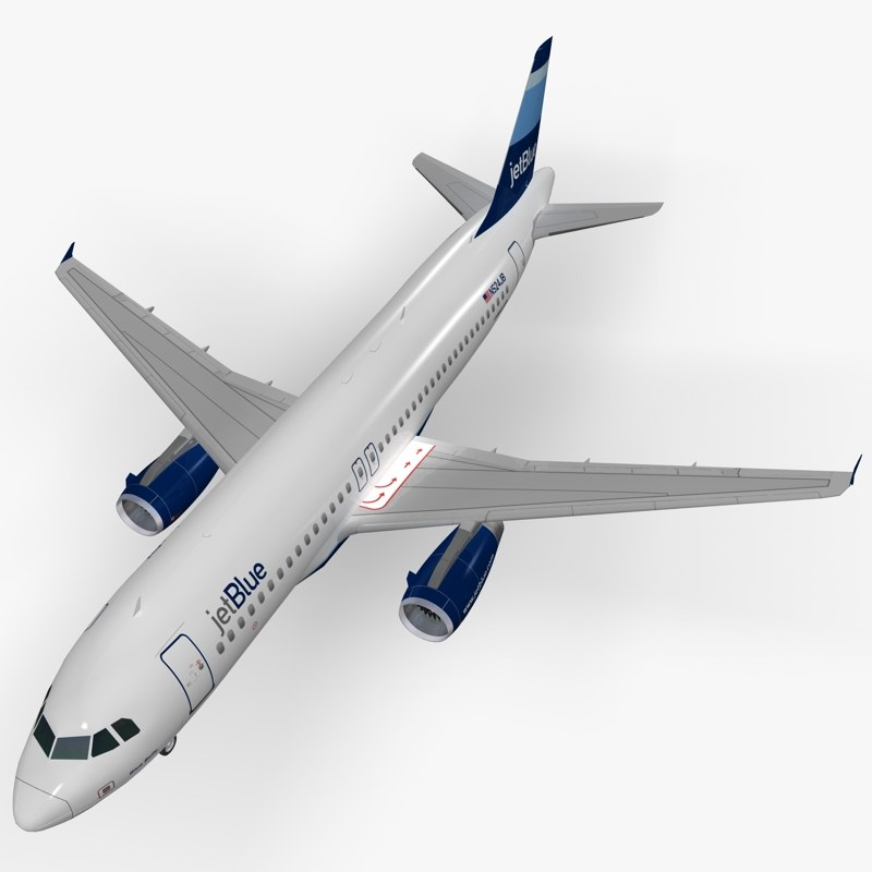 3ds max airbus a320