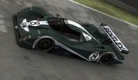 Bentley Exp Speed 8, 2001