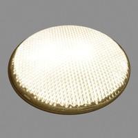 3d model of lamp light