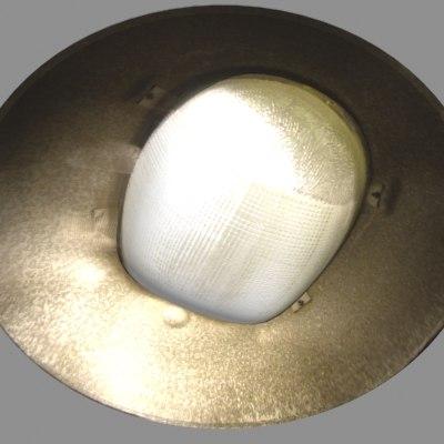 lamp metal 3d model