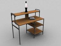 complete Desk.lwo