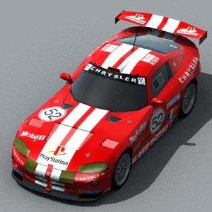gt viper 3d model