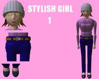 Women Styled.X