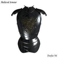 maya suit medieval armour