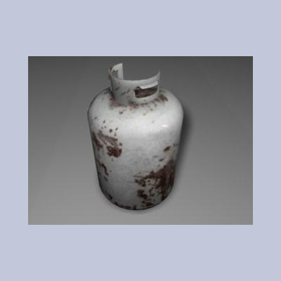 maya compressed gas tank