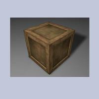 wood crate ma