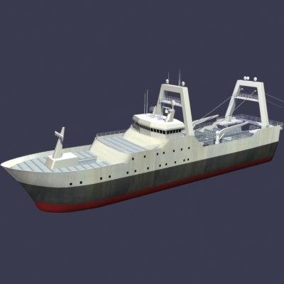 pollock trawler max