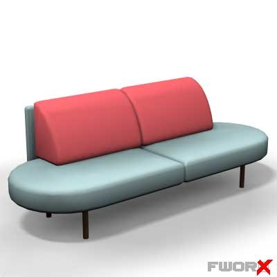 maya chair waiting