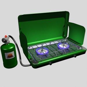 camping stove max