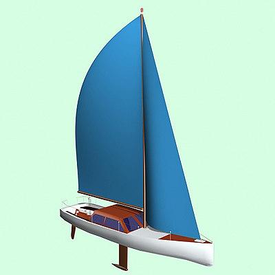max sailboat sails
