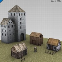 maya medieval town 01