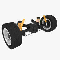 rear axle classic 3ds